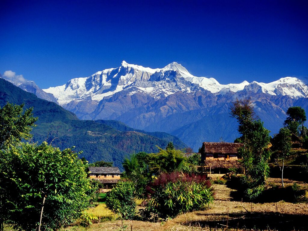 Annapurna Full Circuit Trek