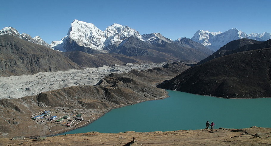 Everest Gokyo Lake Trek