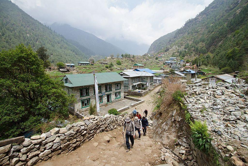 Everest High Pass Trek (1)