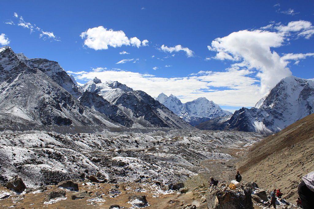 Everest High Pass Trek (2)
