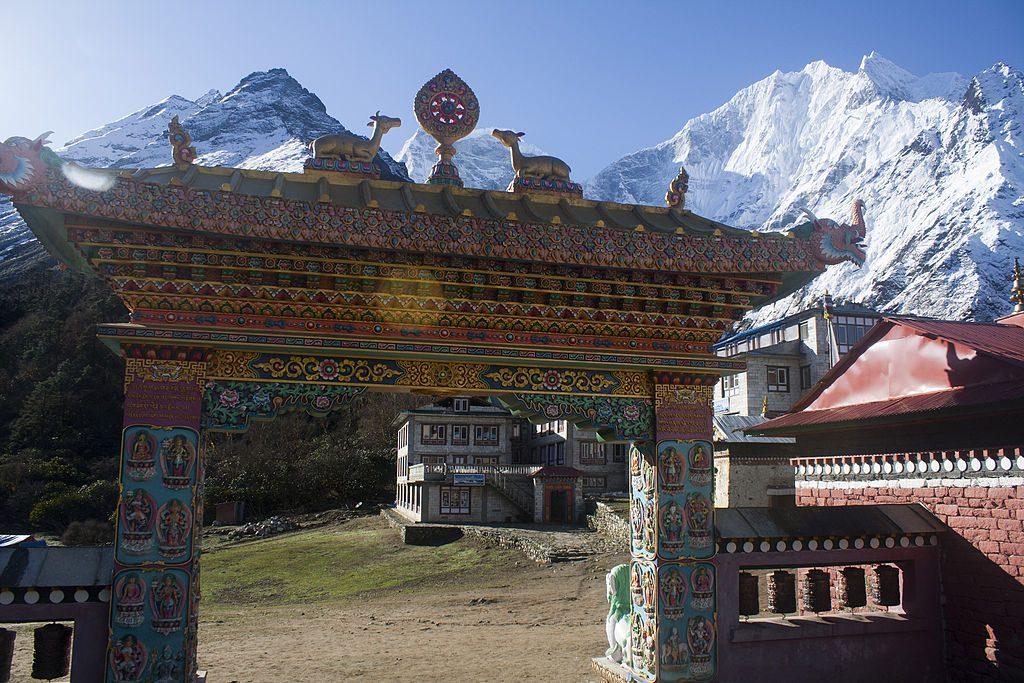 Everest High Pass Trek (5)