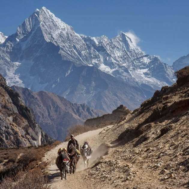 Gokyo Chola Pass Everest Base Camp Trek