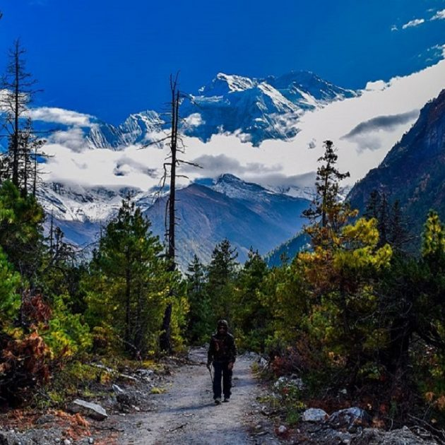 Mini Annapurna Circuit Trek