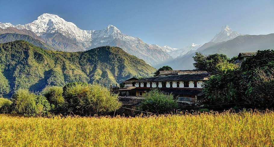 Short Annapurna Base Camp Trek (3)