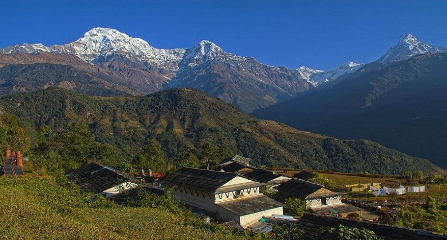 Short Annapurna Base Camp Trek (6)