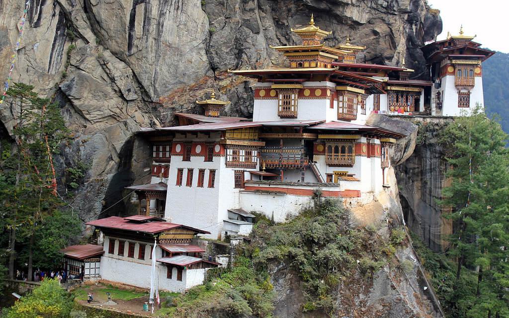 Tour in Bhutan