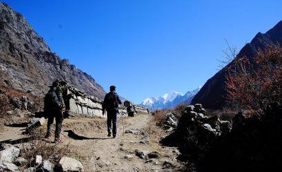 Langtang Valley Trek with Ganja La Pass