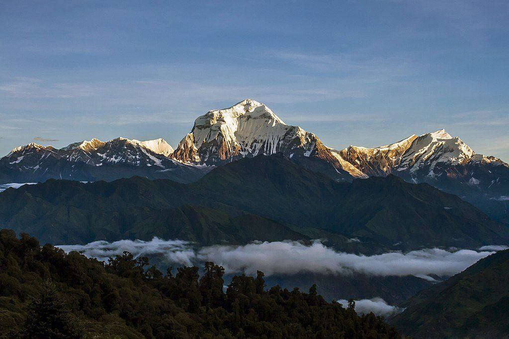 Round Dhaulagiri Trekking