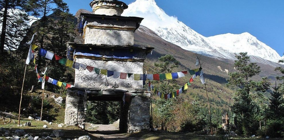 Manaslu Trek with Tsum Valley