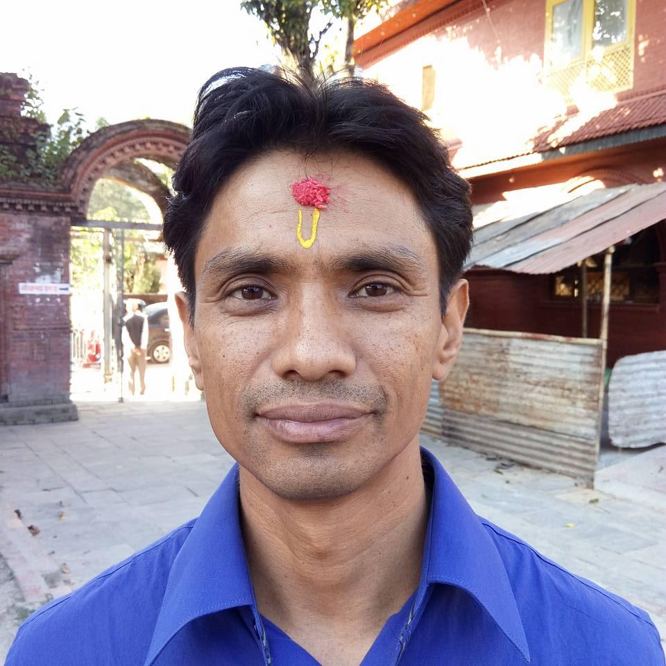 Pramesh Shrestha