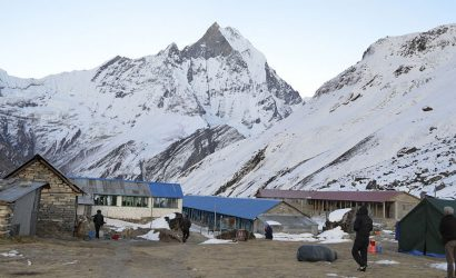 Annapurna Base Camp Trek-7 Days