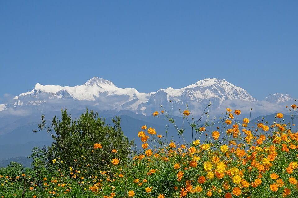 Autumn Season in Nepal