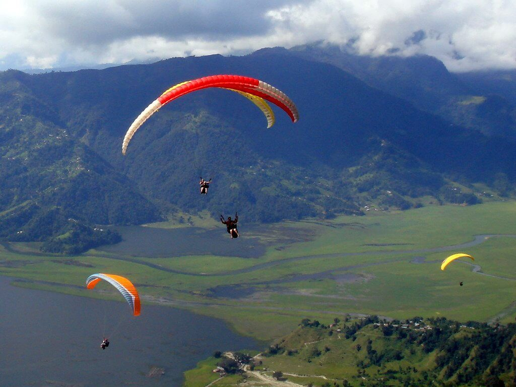 Best Time to Do Adventure Activities in Nepal