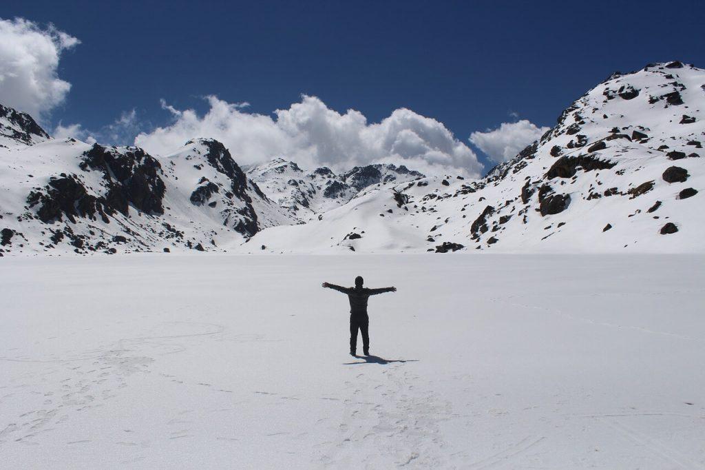 Winter Season in Nepal