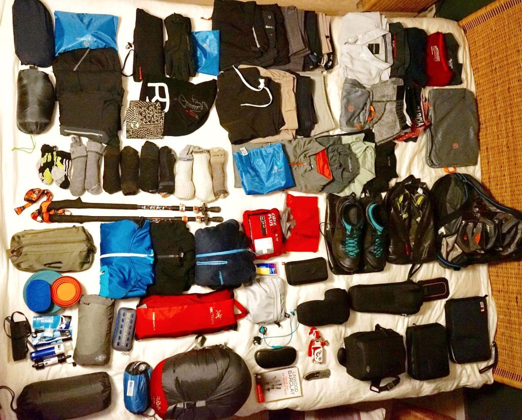 Packing for Trekking in Nepal in January