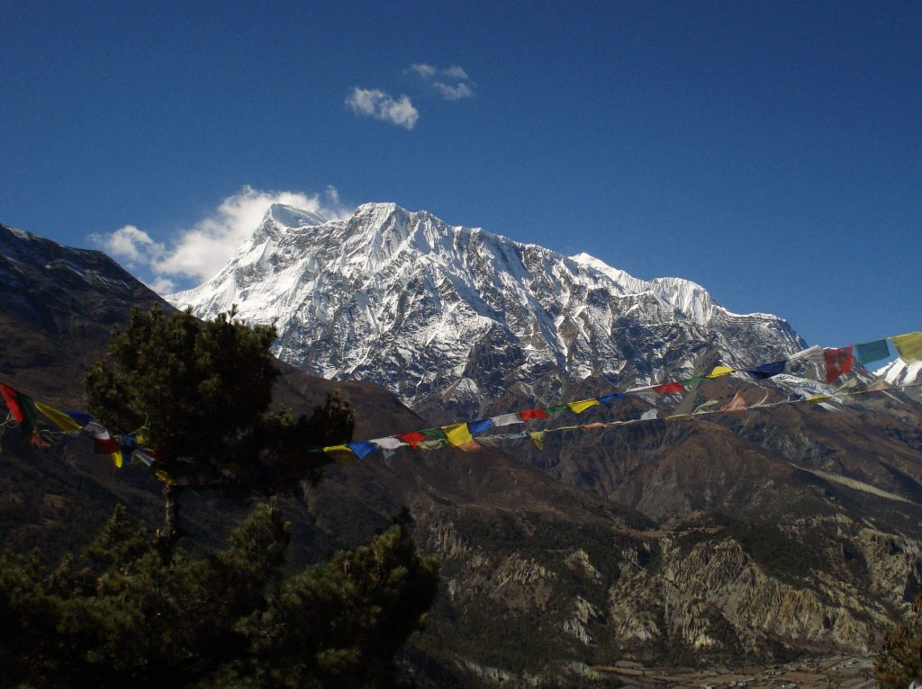 Annapurna Circuit Trek in November