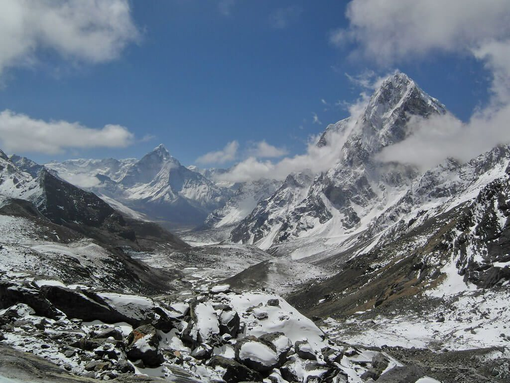 Everest High Passes Trekking with EBC