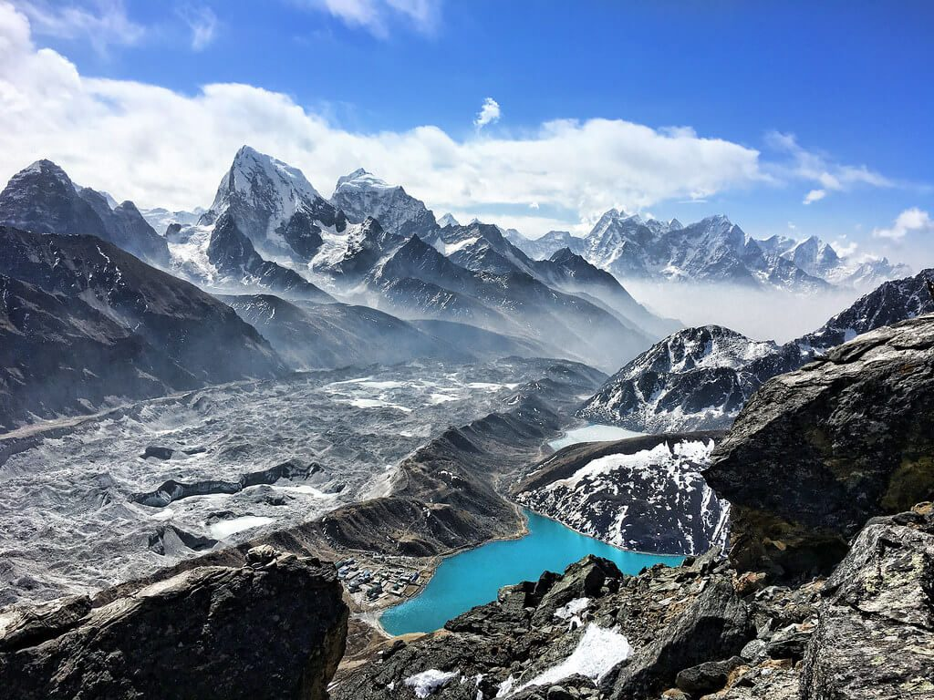 Gokyo Ri Trek in November
