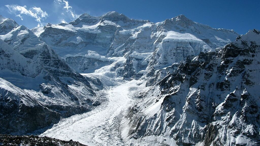 Kanchenjunga Trek in November