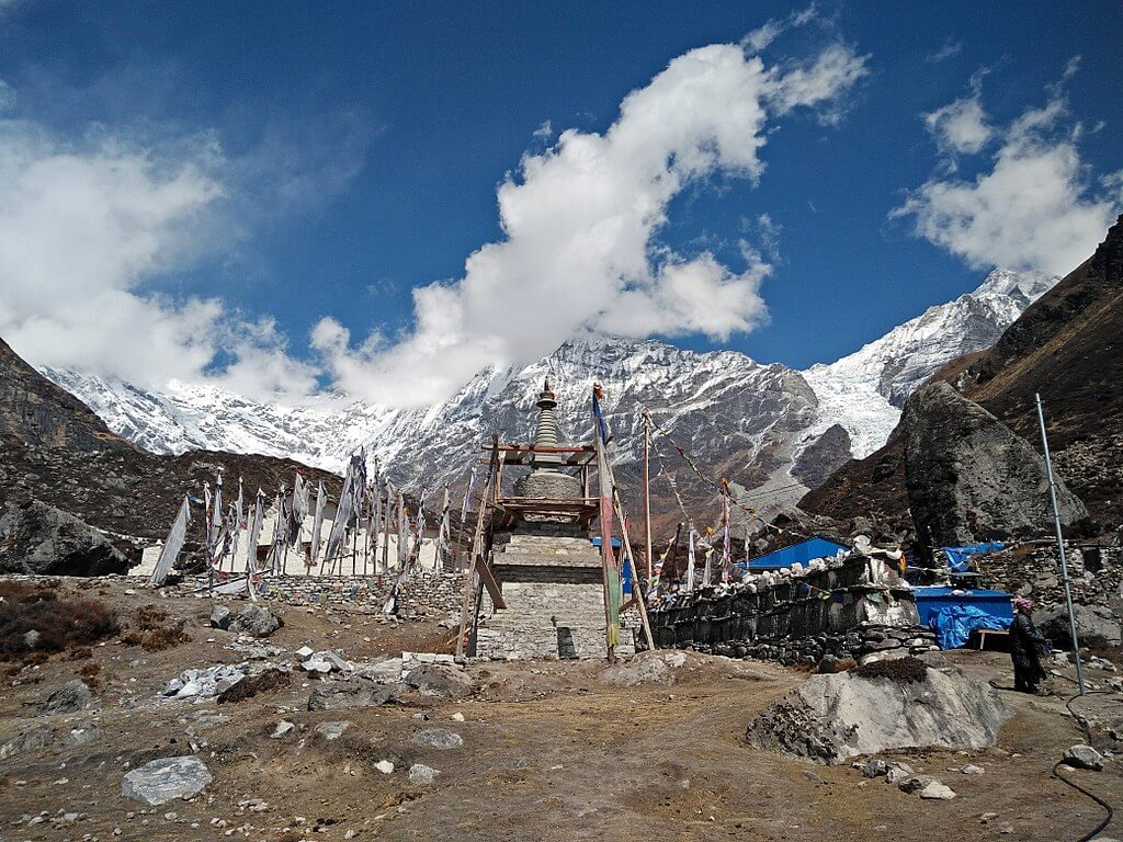 Langtang Valley Trek in November