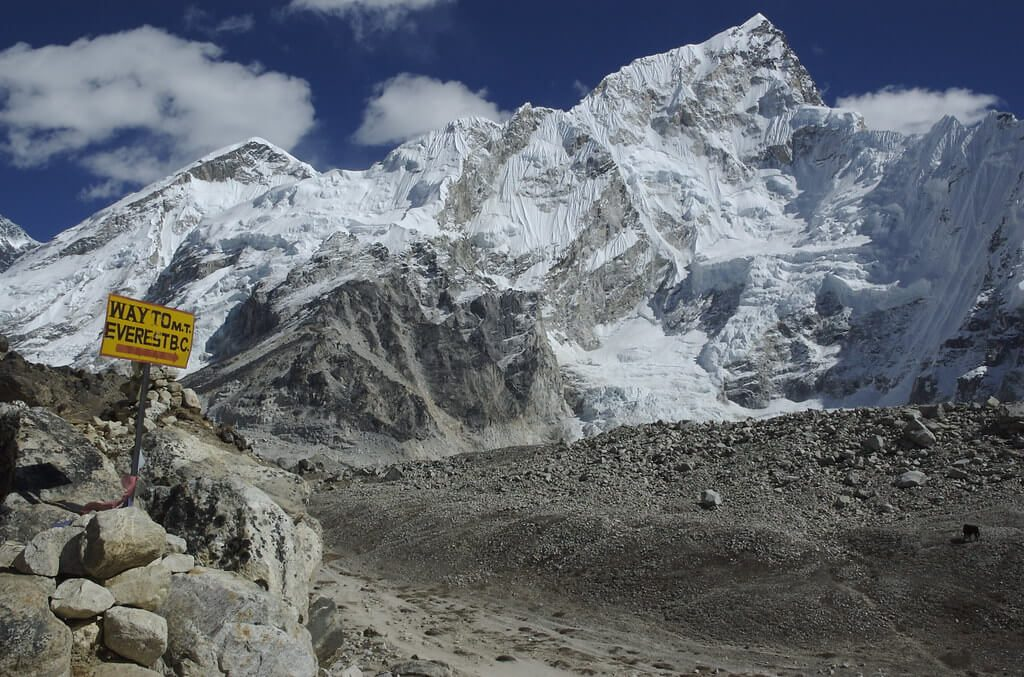 Route Options for Everest Base Camp Trek in Nepal