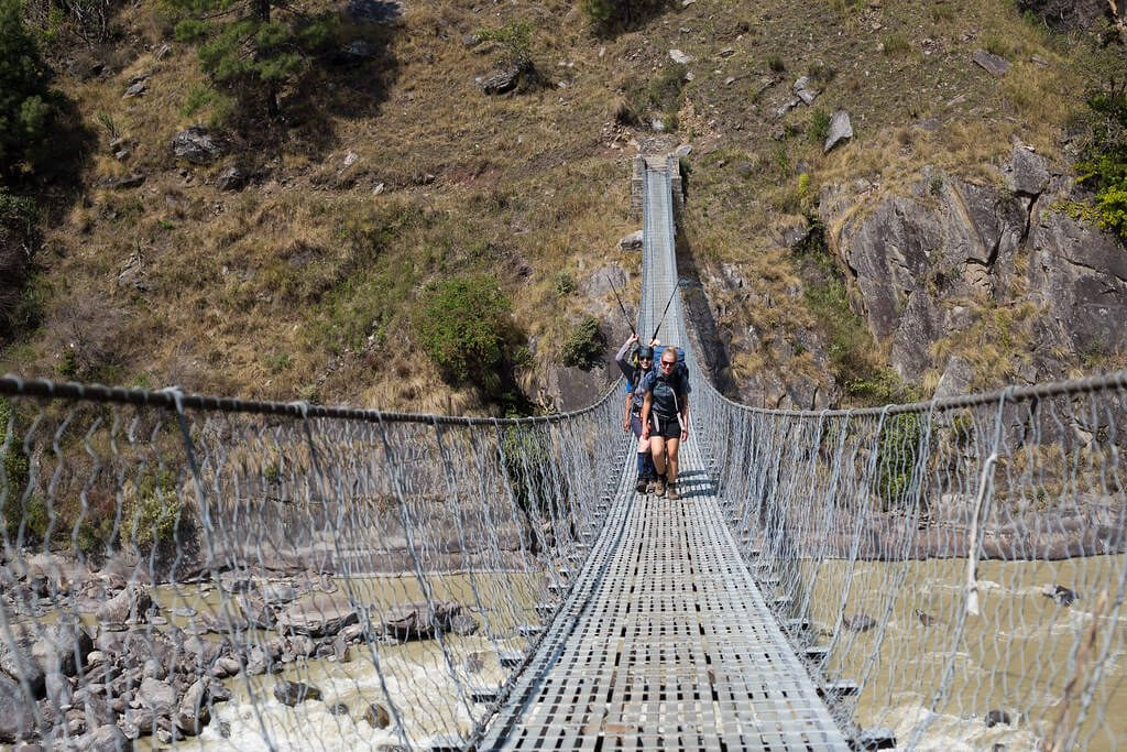 Tamang Heritage Trail in November