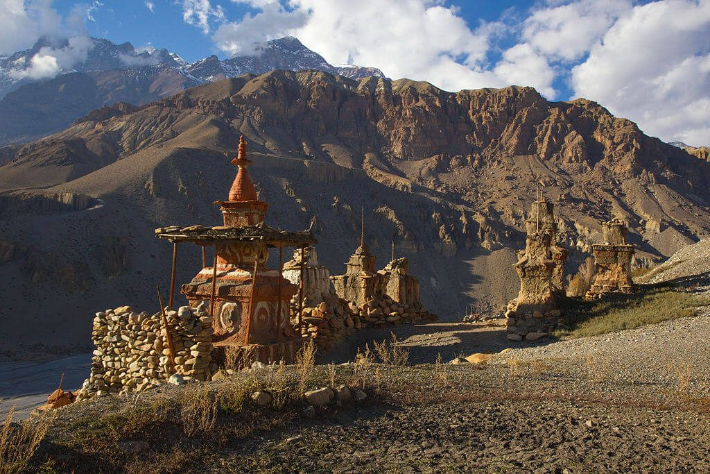 Upper Mustang Trek in November