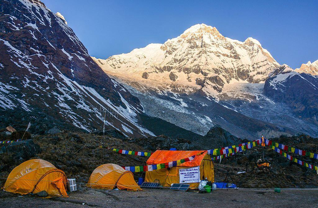 Annapurna Base Camp (ABC) Trek