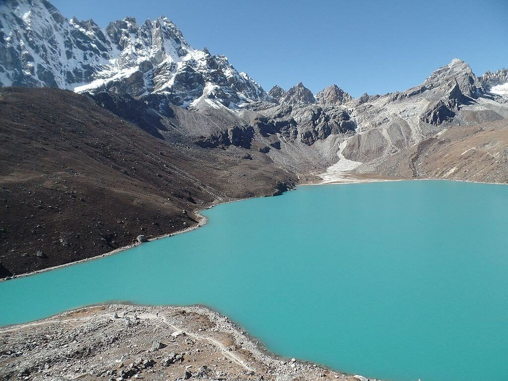 Gokyo Cho La Everest Base Camp Luxury Trek