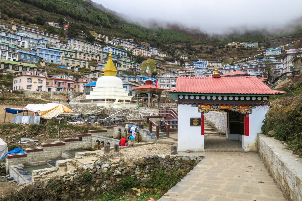 Namche Everest Base Camp Luxury Trek - 8 Days