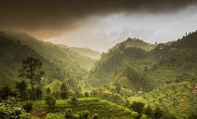 Trekking in Nepal in August